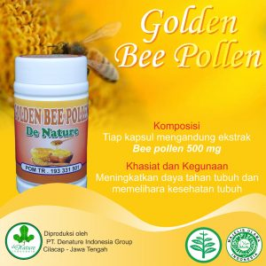 Golden Bee Pollen