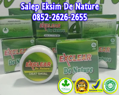 Salep Exclear De Nature